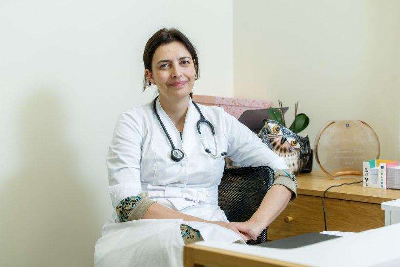 Karmen Joller: arstide umbusaldusavaldus terviseameti juhile on appikarje