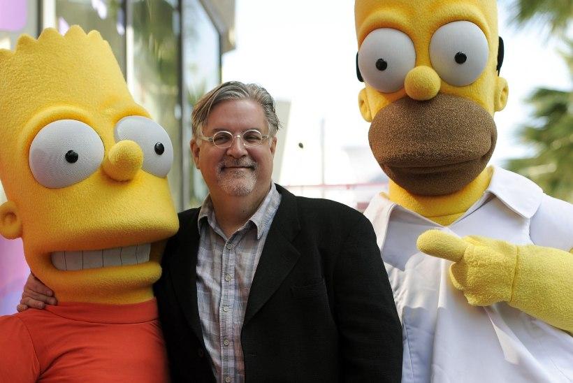 """""""Simpsonite"""" looja keeldub Apu karakterit seriaalist välja kirjutamast"""