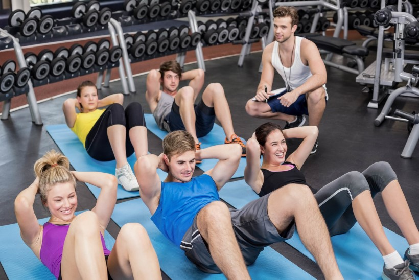 Üheksa levinud eksimust kõhulihaste treenimisel