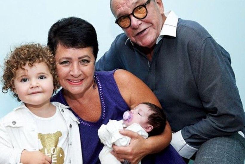 79aastane vene filminäitleja sai kolmanda tütre