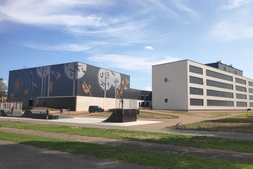 KOOL VÕIB ALATA: Variku kool sai uue spordihoone ja avati LõunaTERA uus õppehoone