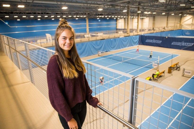 TUULT TIIBADESSE! 17aastane eestlanna pääseb WTA edetabelisse