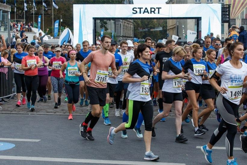 Osaled Tallinna Maratonil? Loe, kuidas saad teha täiesti tasuta heateo