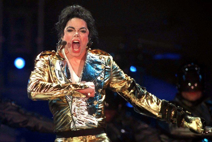 MTV eemaldas auhinnalt vargsi Michael Jacksoni nime