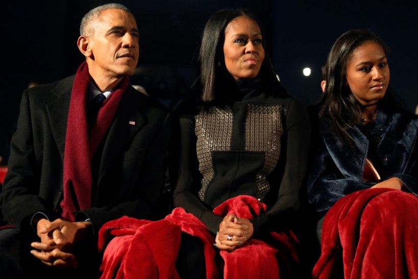 Obamade noorem tütar alustab ülikooliõpinguid
