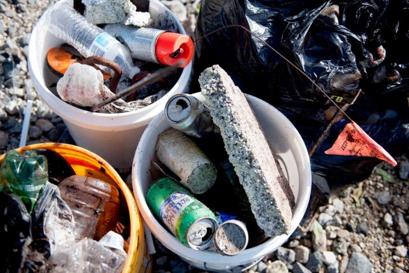 Randade koristaja loobub heategevusest: enam ei jaksa, nagu üritaks lapiga üleujutust kuivatada