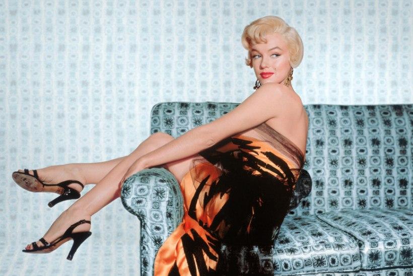 """""""Ristiisa"""" näitleja kaotas süütuse Marilyn Monroe'le"""