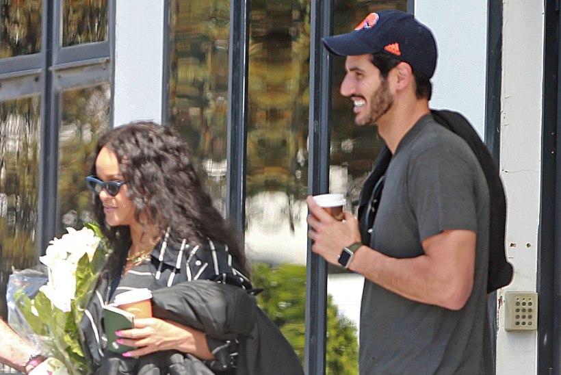 Rihanna semmib juba kaks aastat salaja Saudi miljardäriga?