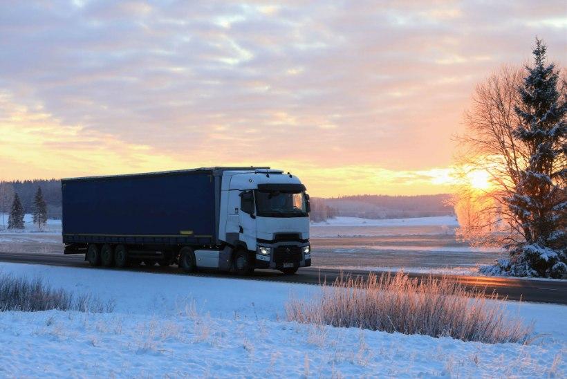 Kinnipidamine Venemaal: Eesti veokijuhti koheldakse terroristina