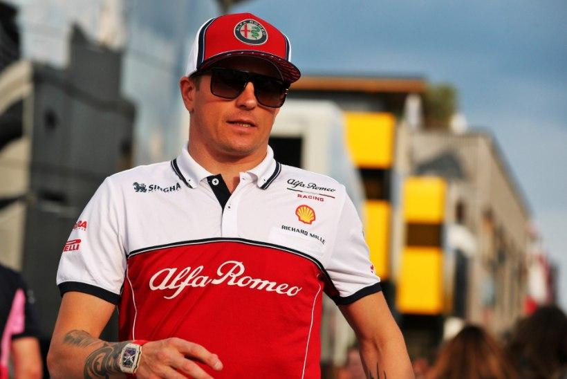 TOHOH! Kimi Räikkönen ei pruugi salapärasel põhjusel Belgias startida