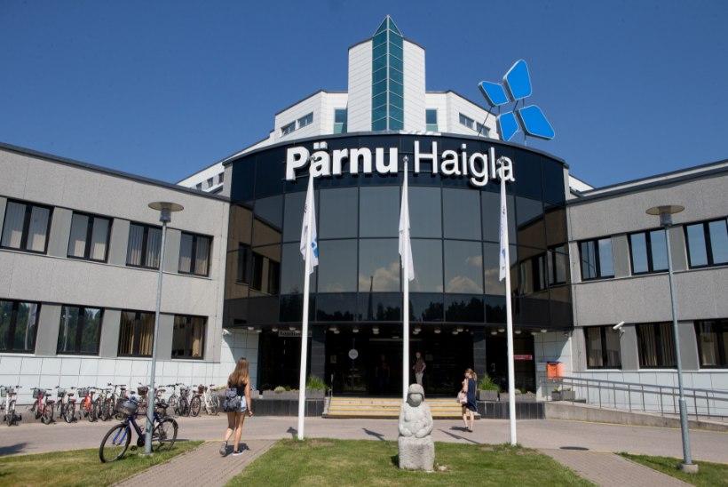 Pärnu haigla on parim välistudengite praktikakoht