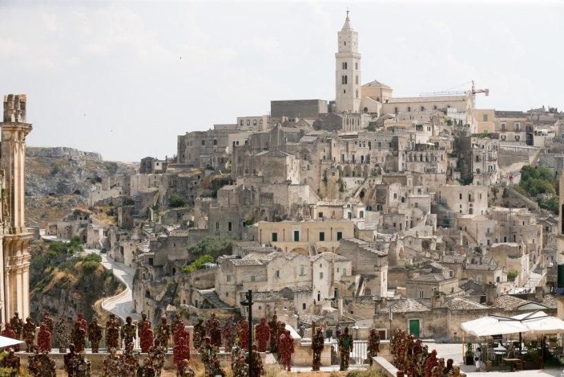VIDEO | PIILU UUT BONDI-FILMI: võtted toimuvad tänavuses kultuuripealinnas Materas