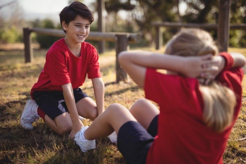 Viis tähtsat põhjust, miks lapsed varakult trenni suunata