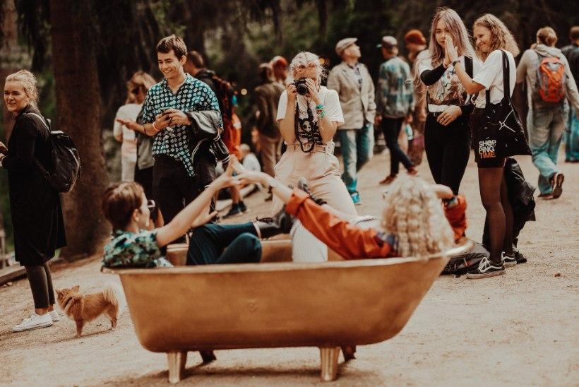GALERII | Idülliline Intsikurmu meelitas muusikasõpru metsapõuele