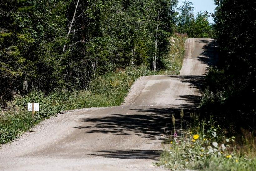 """KAVALPEAD? Kaks narkokahtlusega välismaalast läbisid """"maskeeringus"""" Soome ralli kiiruskatseid"""