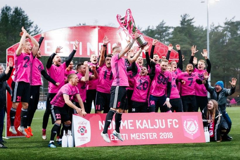 VAHVA! Kalju laenas 18aastase talendi Šveitsi ajaloo edukaimasse klubisse