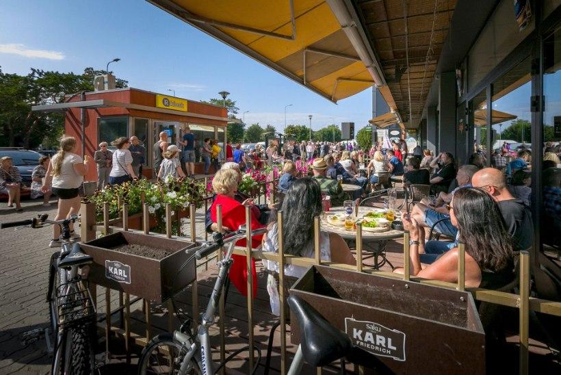 GALERII | Bluusisõbrad said nautida mõnusat muusikat ja suveõhtut