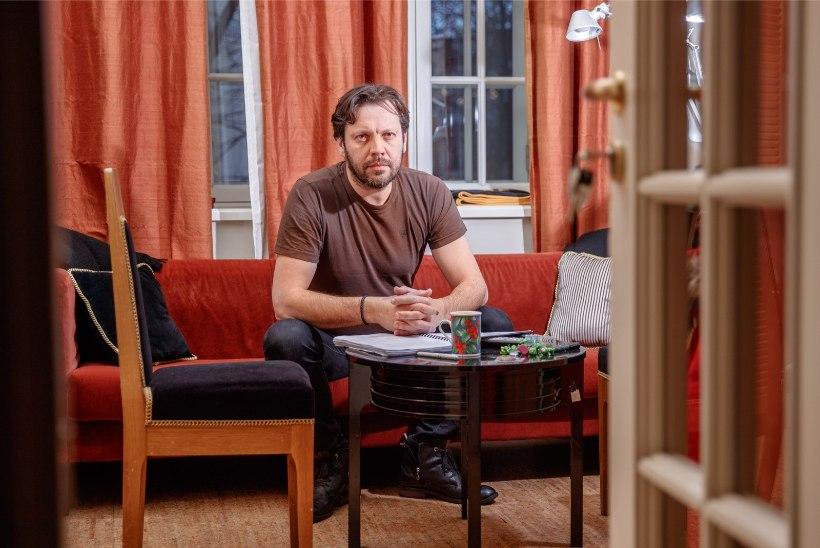 Mait Malmsten: näitlejana elab Eestis ära küll