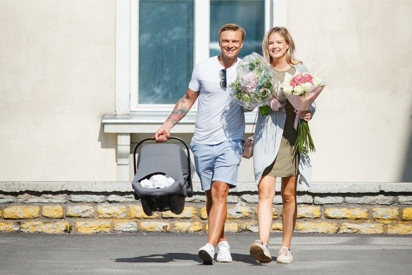 ESIMENE FOTO | Armas valik! Tanel Padar ja Lauren Villmann panid lapsele kauni Eesti nime