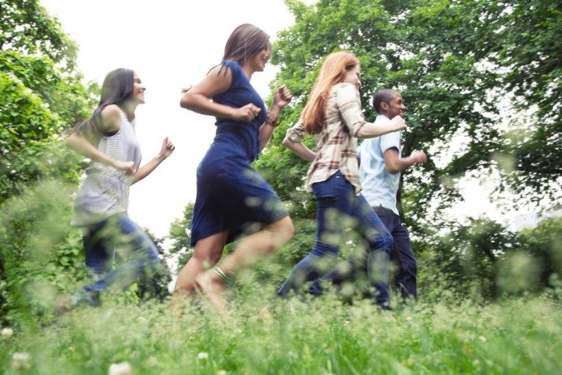 Kuus nõksu, mis aitavad jooksmisel saada su lemmiktreeninguks