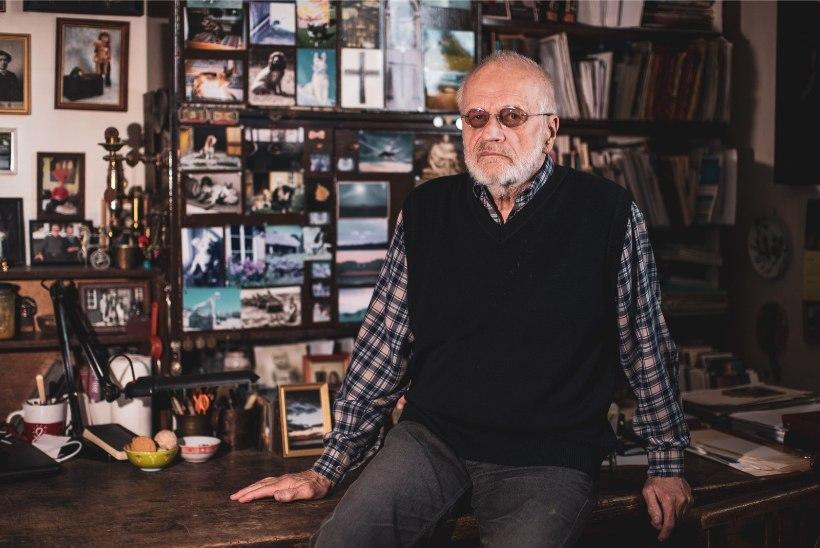 GEENIDE VÄGI: Jüri Arraku poeg tegutseb Ameerikas samuti kunstnikuna