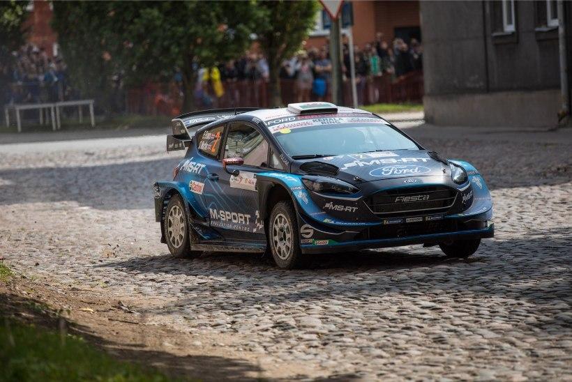 Rally Estonial saadud vigastus jätab M-Spordi esipiloodi kõrvale ka Türgi rallist