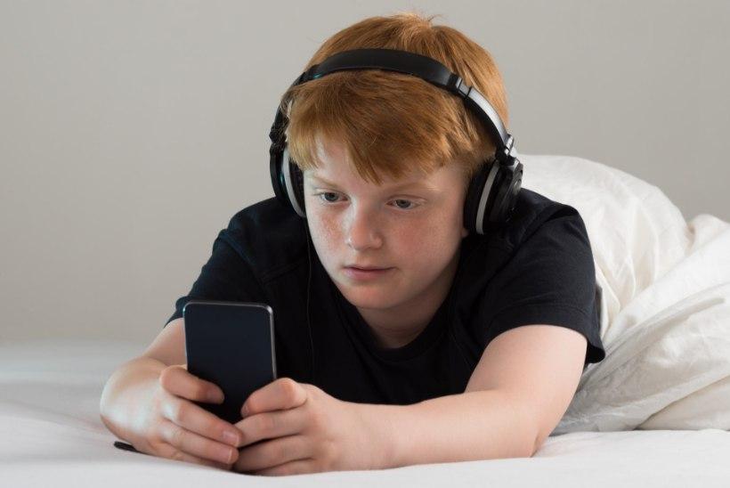 AUTOGA KOOLI JA VÄHE LIIKUMIST: kümme kõige levinumat laste ülekaalu põhjustajat