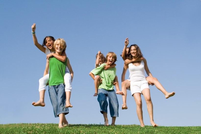 """Kooliõde: """"Laps liikugu igapäevaselt õues vähemalt kaks tundi."""""""