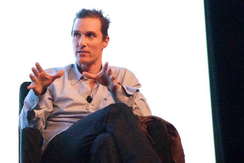 Matthew McConaugheyst sai Texase Ülikooli õppejõud