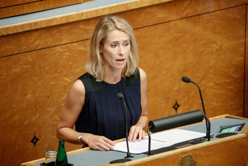 Valitsus kinnistas võimu: oravate plaan peaministrit kukutada nurjus