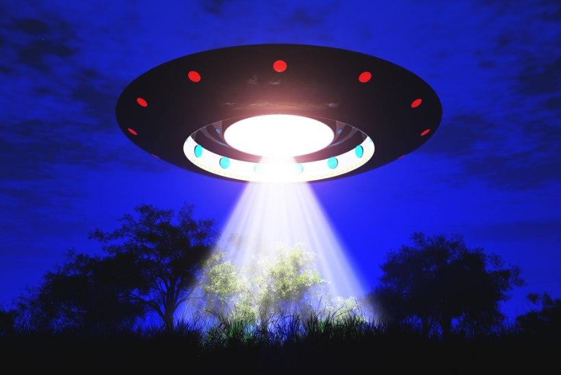 Tallinlanna nägi magamistoas ufot: punased tuled vilkusid, mind valdas hirm