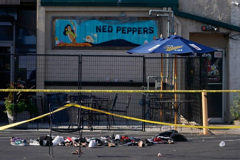 ÕÕVASTAV! USA kolmes massitulistamises mõrvati kümneid inimesi