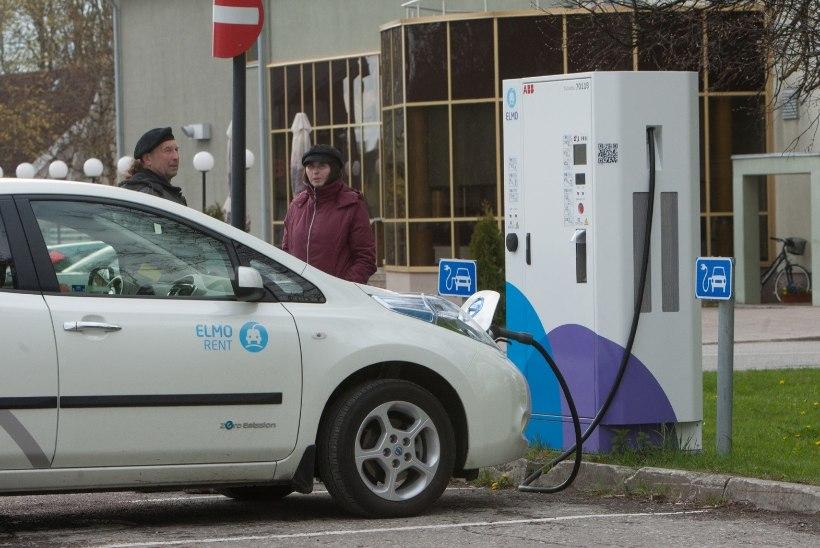 VAAT KUS LOPS: riik hakkab ostutoetusega soetatud elektriautosid jälgima GPSiga
