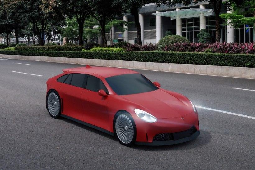 Monarch on venelaste versioon taskukohasest elektriautost