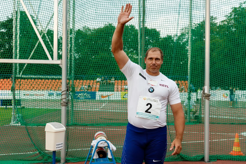 KANTERI EESMÄRGID – Eesti meistrivõistluste võitmine ja Tammerti rekordi alistamine