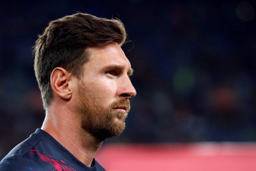 Messi hooaja algus võib vigastuse tõttu vahele jääda