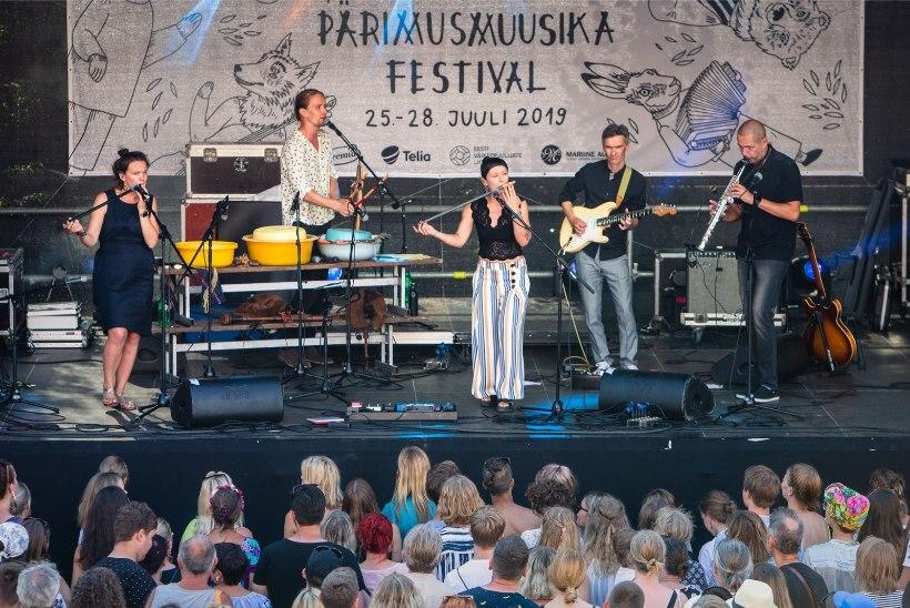 MÄLUMÄNG | Hansa- ja folgilinn Viljandi