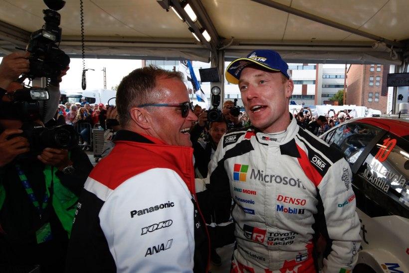 Henry Lääne | Seljavõit Soomes ei viinud Tänakut Toyotasse jäämisele lähemale