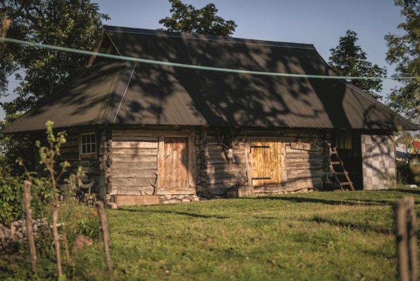 TORE KODU | Idüll Saaremaal: 200-aastane talu, kus hobused käivad elutoas