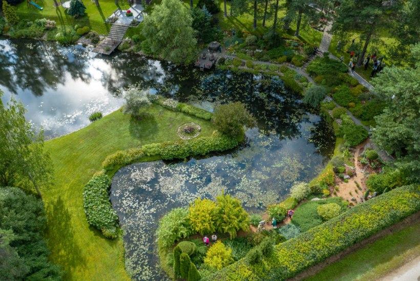 Galerii I Vaata droonifotosid Kodukirja aiareisilt Võrumaale