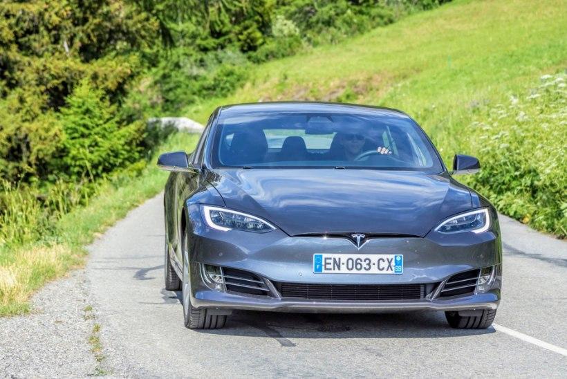 Saksa ettevõtte arvates peaks elektriautodel olema rohkem käike