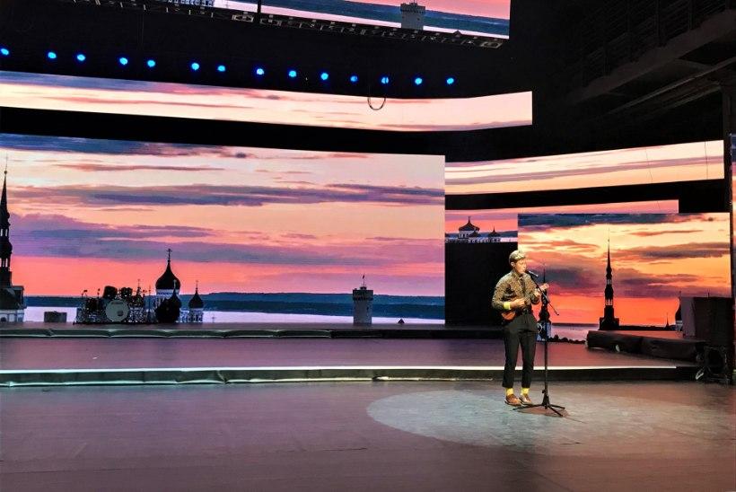FOTOD   Inger pani hiinlased laulma: kuulajaid oli tuhandetes ja väga võimas tunne oli!