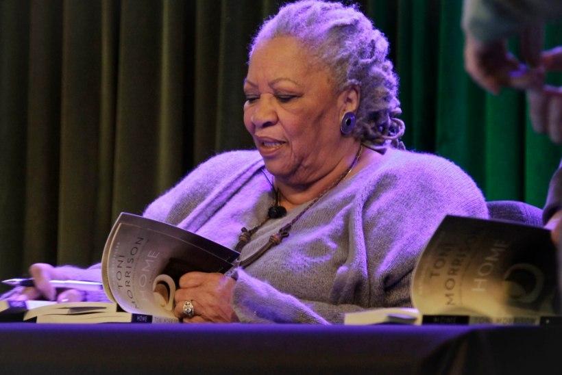 Suri Nobeli kirjanduspreemia laureaat Toni Morrison