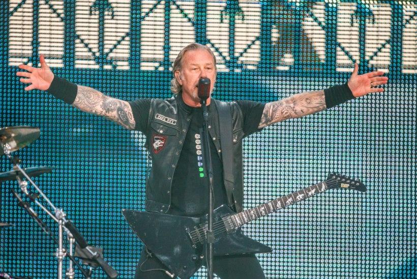 VIDEO | Jäid Metallica Tartu kontserdist ilma? Vaata seda siis videost!