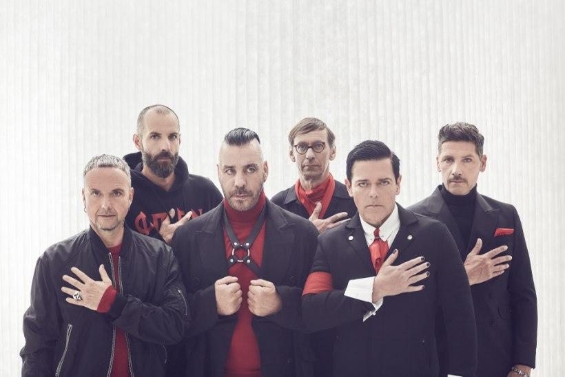 Rammstein on popp! Järgmise aasta Tallinna kontserdi VIP- ja fännitsooni piletid on juba välja müüdud