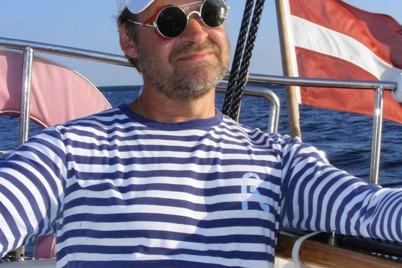 Roy Strider aitas leida uppunud jahtlaeva: läti purjetaja oli õnnest joobunud ja nuttis
