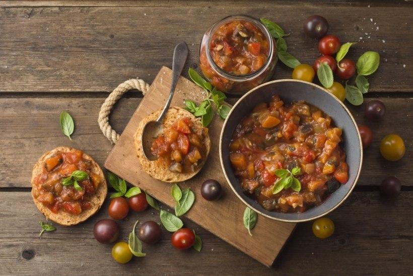MÕNUS MÖGIN! Tomati-köögiviljaraguu kohe söömiseks või purki panekuks