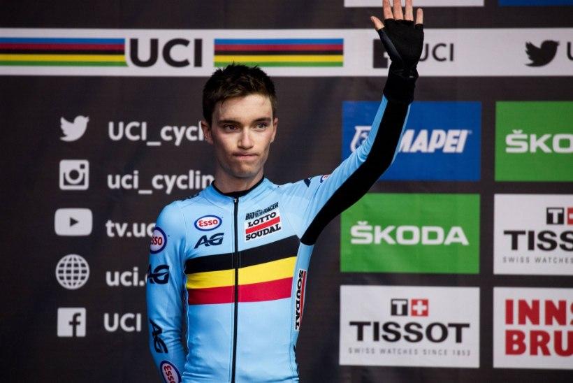 TRAGÖÖDIA! Talendikas Belgia jalgrattur suri kõigest 22aastaselt