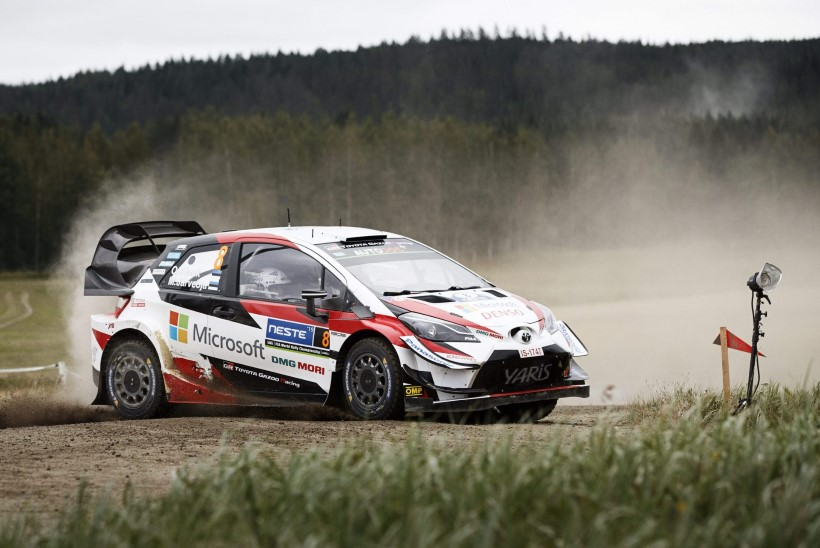 SEGADUS! Tunnustatud väljaanne: Toyota autod olid Soome ralli ajal debati keskmes