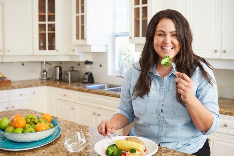 EI SAA KUIDAGI SALEDAMAKS? Jäta dieedid ja keskendu hoopis neile kolmele asjale!